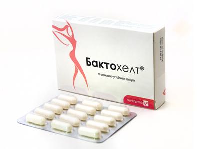 Бактохелт (Bactohealth) - 30 капсули
