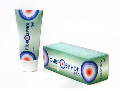 ФИБРОЗИНОЛ ГЕЛ / FIBROZYNOL GEL - 100 ml